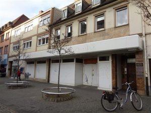 Frankenthal – Baumaßnahme für neuen dm-Drogeriemarkt  – Bahnhofstraße (imBaustellenbereich) am Mittwoch bis 12.00 Uhr gesperrt
