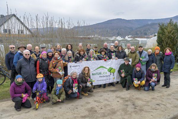 """Heidelberg – Stadt hat Programm """"Natürlich Heidelberg 2018"""" und die Aktion """"Natur in der Stadt"""" vorgestellt"""