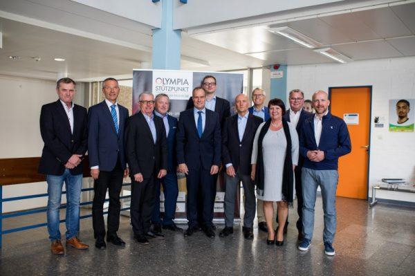 Heidelberg – Dr. Martin Lenz ist neuer Präsident des  Olympiastützpunkt Metropolregion Rhein-Neckar