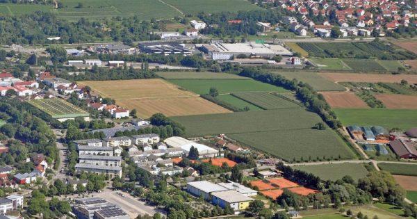 """Weinheim – Weinheimer Firmen können erweitern  Gewerbegebiet """"Hintere Mult"""" nimmt im Gemeinderat die nächste Hürde – """"Hearing"""" im weiteren Verfahren"""