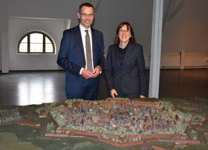 """Landau – """"Museum für Stadtgeschichte Landau in der Pfalz"""": Arbeiten gehen planmäßig voran – Eröffnung Ende des Jahres geplant"""