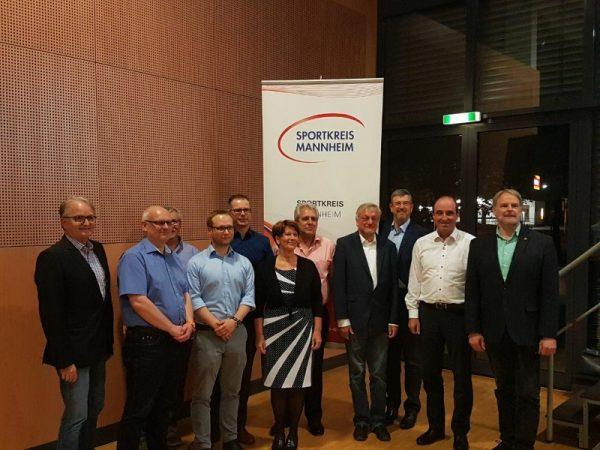 Mannheim – Sportkreis Mannheim mit neuer Führung und Ausrichtung