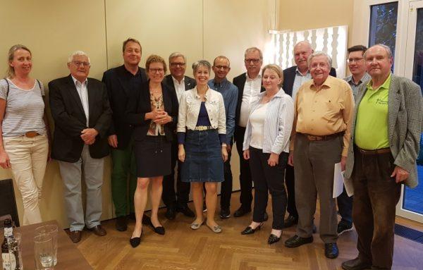 Ludwigshafen – Van Vliet neuer Vorsitzender des Förderkreises Ebertpark