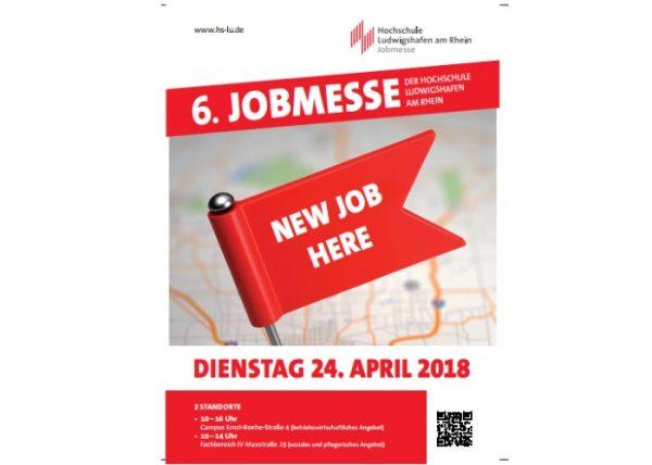 Ludwigshafen – Kick für die Karriere: 6. Jobmesse der Hochschule Ludwigshafen am Rhein
