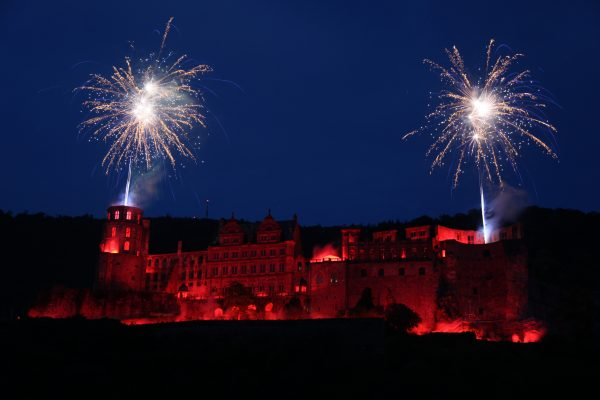 Heidelberg – Auf zur Heidelberger Schlossbeleuchtung am 2. Juni!