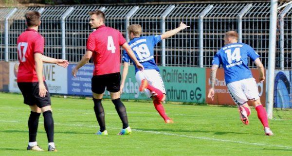 Mannheim – VfR stürmt zurück auf Platz 2