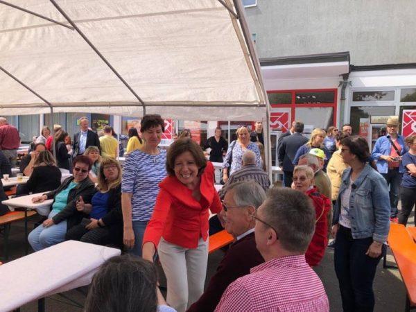 Ludwigshafen – Erstes Quartierbüro in der Gartenstadt nun auch feierlich eröffnet