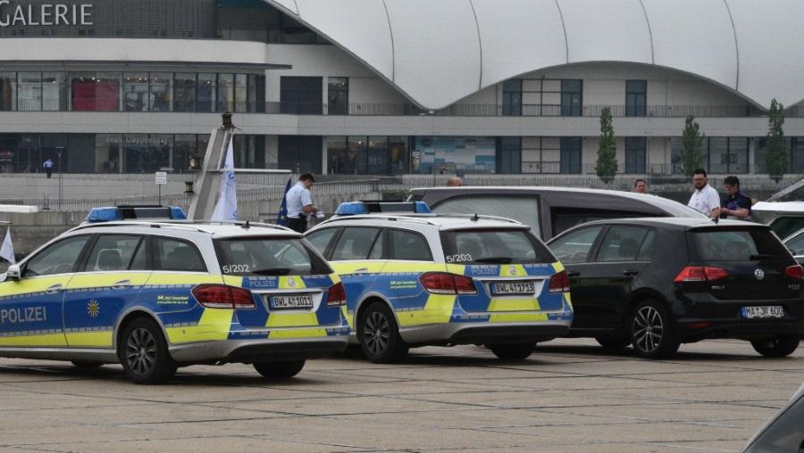 Mannheim Tödlicher Unfall 87 Jährige Touristin Stirbt Nach Sturz