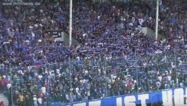 Mannheim –  SV Waldhof Mannheim:VVK für Hinspiel in Duisburg startet