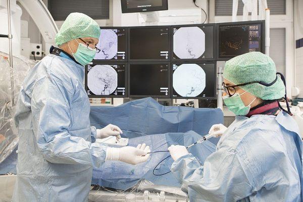 Mannheim – Universitätsklinikum Mannheim erweitert Schlaganfalleinheit