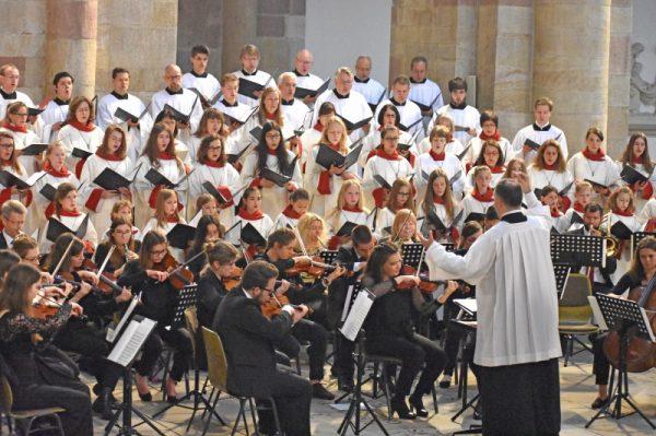 Speyer – Festliches Pontifikalamt zu Pfingsten: Predigt von Bischof Dr. Karl-Heinz Wiesemann