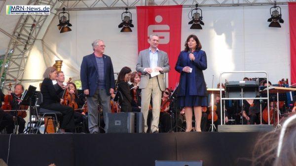 Ludwigshafen – 26.Ludwigshafener Stadtfest mit Klassik-Open-Air eröffnet