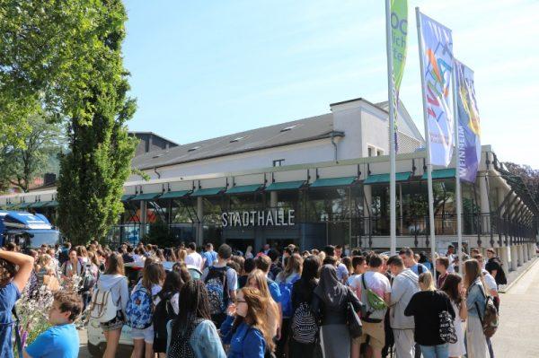 """Weinheim – Weinheimer Ausbildungstag """"WHAT"""" am 13.Juni 2018"""
