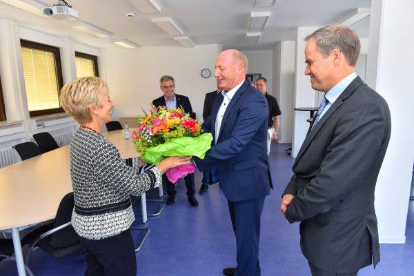 Heidelberg – Neue Mieter in der Bergheimer Straße 155 begrüßt
