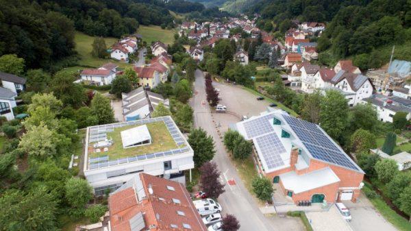 Heppenheim – Sonnenstrom für Liegenschaften in Gorxheimertal