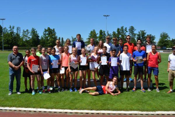 Germersheim – Rund 220 junge Sportlerinnen und Sportler beim Jugendsportfest des Kreises Germersheim