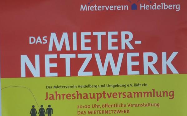 Heidelberg – Das Mieternetzwerk – Lobby und Kooperation für bezahlbaren Wohnraum (mit VIDEO)
