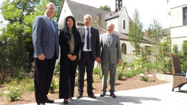 Mannheim – Einzigartig in der Metropolregion ThomasCarree in Neuostheim – Haus der Gesundheit ist nun feierlich eingeweiht