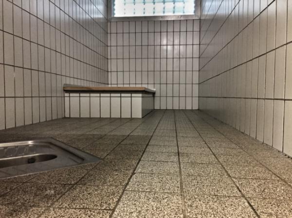 Ludwigshafen – Arrestzelle mit Hotel verwechselt (?)