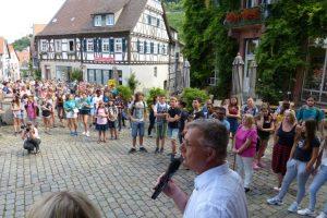 Heppenheim – Ferien im Kopf – Startschuss für die Heppenheimer Ferienspiele