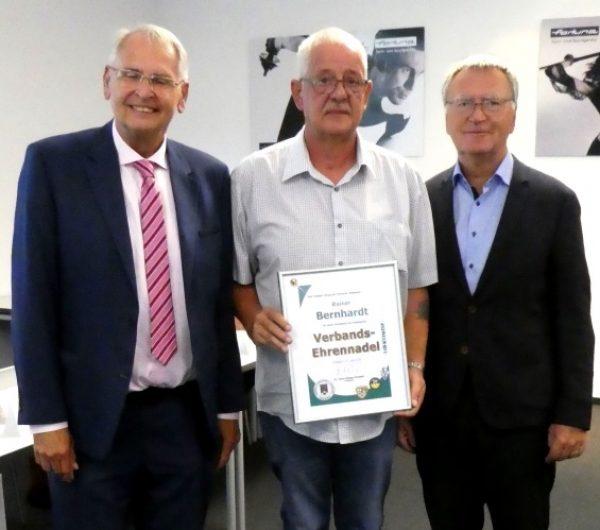 Edenkoben – Auszeichnungen für SWFV-Ehrenamtler durch den Regionalverband