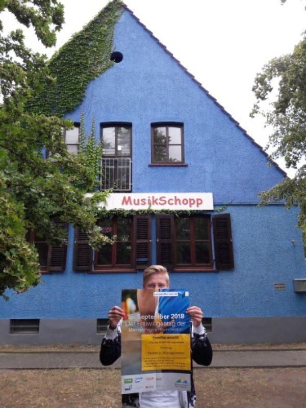 Schifferstadt – Paletten-Sitzmöbel für den Jugendtreff