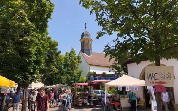 Dannstadt-Schauernheim – Großer Bauernmarkt in Schauernheim