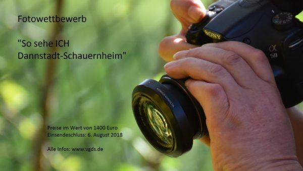 """Dannstadt-Schauernheim – Foto-Wettbewerb """"So sehe ICH Dannstadt-Schauernheim"""" – Einsendeschluss 6. August"""