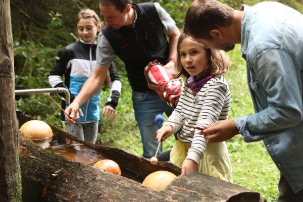 Heppenheim – Klangvolle Wanderung für Kinder auf dem Nibelungensteig