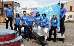 Heidelberg – Freiwilligentag 2018 – Bald ist es soweit – Jetzt Projektidee einreichen! Online-Anmeldung läuft…