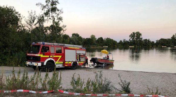 """Rhein-Pfalz-Kreis – Badeweiher """"an der steinernen Brücke"""" in Neuhofen wegen Badeunfall weiterhin gesperrt"""