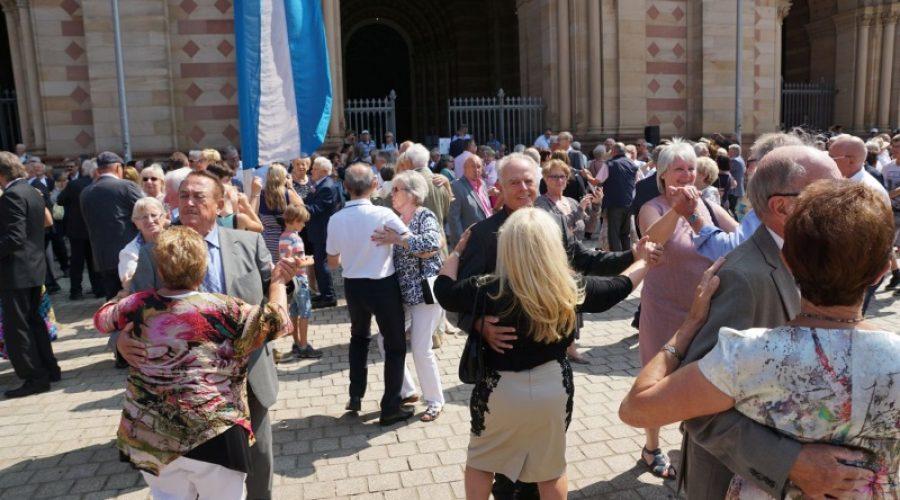Speyer – Feier der Ehejubiläen mit Weihbischof Otto Georgens im Dom zu Speyer