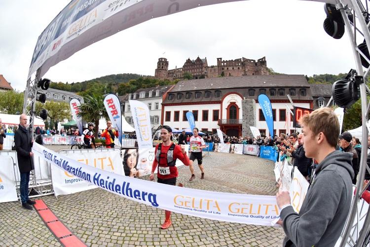 Eberbachheidelberg Gelita Trail Marathon Heidelberg 2018