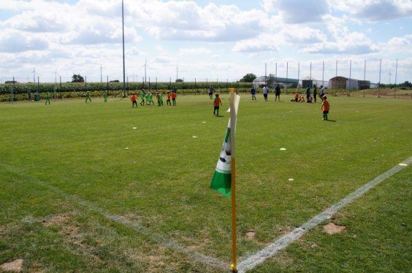 Landau – Ein guter Tag für den Sport in Landau – Neuer Trainingsplatz des SV Mörlheim offiziell eingeweiht