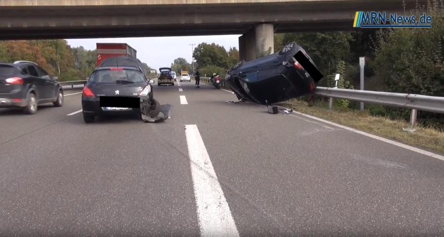 B9 Unfall Heute