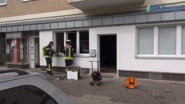 """Ludwigshafen – Feuerwehreinsätze erneut beim Krankenhaus """"Zum Guten Hirten"""" und in der Brandenbuger Straße"""
