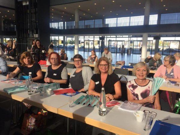 Frankenthal – Gleichstellungsbeauftragte Birgit Löwer bei 25. Bundeskonferenz der kommunalen Frauen- und Gleichstellungsbeauftragten in Karlsruhe dabei