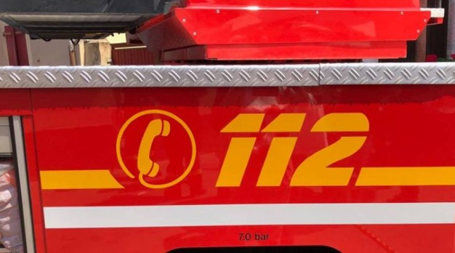 Ludwigshafen – Unwetterfront zieht über Ludwigshafen – 8 Einsätze der Feuerwehr