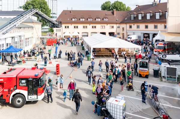 Ludwigshafen –  Rund 15.000 Besucher erleben BASF