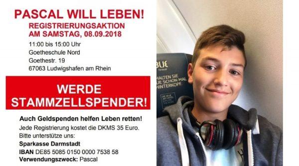 Ludwigshafen – Hoffnung für Pascal