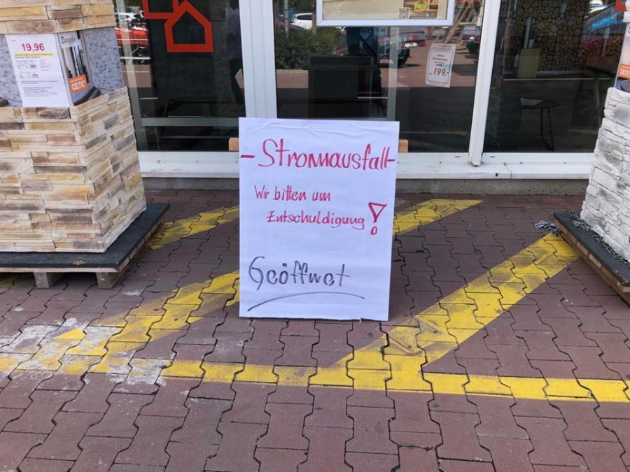 Ludwigshafen Nachtrag Aktuell Immer Noch Stromausfall Im