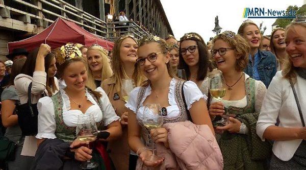 Bad Dürkheim – Dürkheimer Wurstmarkt steuert auf  Besucherrekord zu