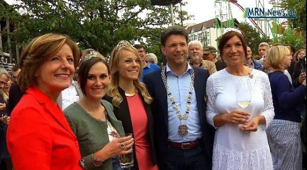 Bad Dürkheim –  Keine Sperrstunde beim Dürkheimer Wurstmarkt