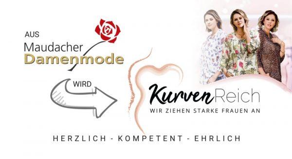 Ludwigshafen – Aus Maudacher Damenmode wird Kurvenreich