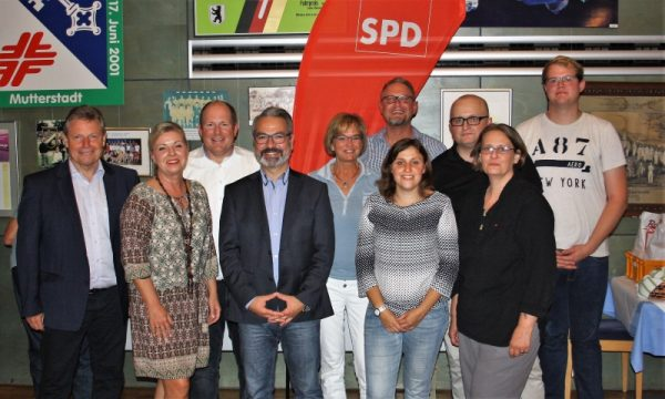 Mutterstadt – SPD Mitgliederversammlung mit Neuwahlen