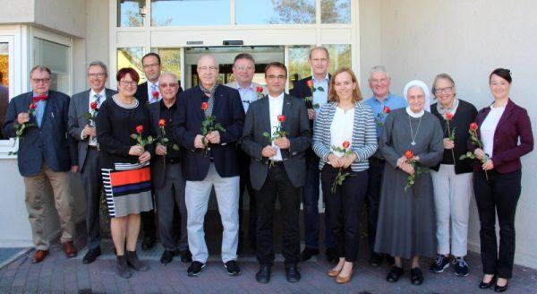 Mannheim – Mitglieder des Caritasrats neu gewählt