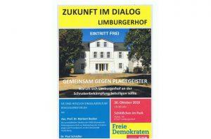 """Limburgerhof – """"Zukunft im Dialog Limburgerhof"""" soll Mitwirkung von Bürgern anregen"""