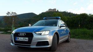Neustadt – Rüder, brutaler Angriff auf Polizeibeamten