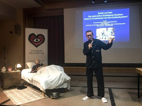 Mannheim – Herz und Schlaf – Schlaf und Herz-Vortragsabend über die Zusammenhänge zwischen Kardiologie und Schlafmedizin