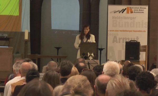 "Heidelberg – Aktionswoche gegen Armut eröffnet – ""ArMUT ZUM HANDELN"""